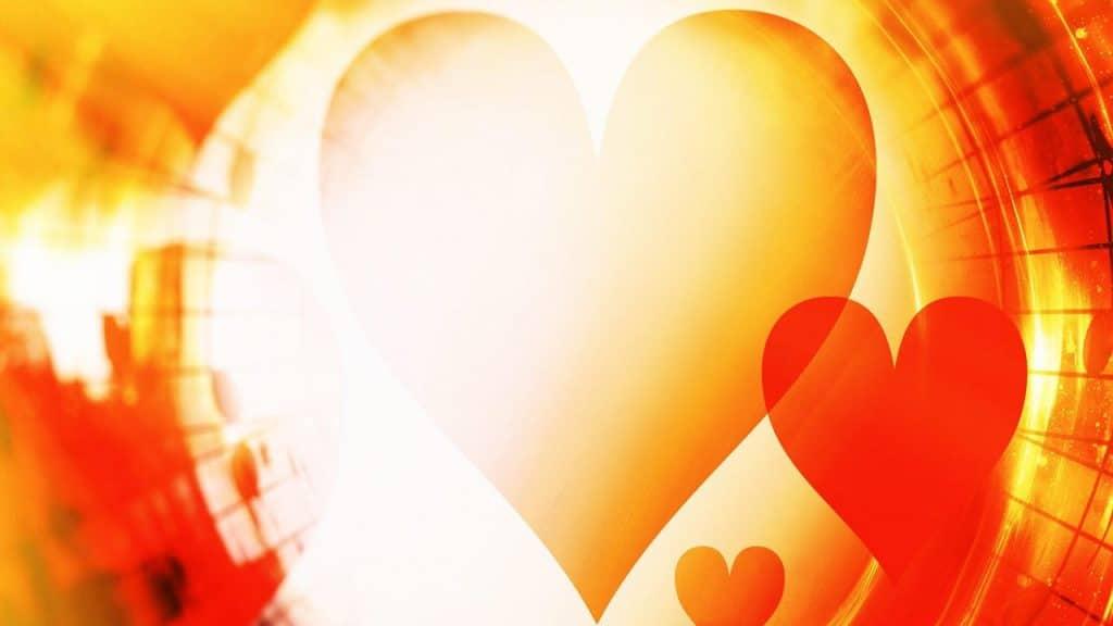 Einklang in der Tiefe deines Herzens